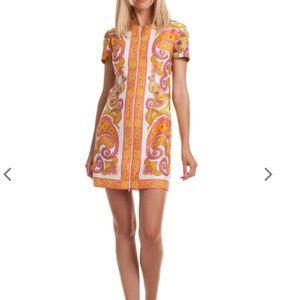 NWT TRINA TURK ARBORETUM DRESS